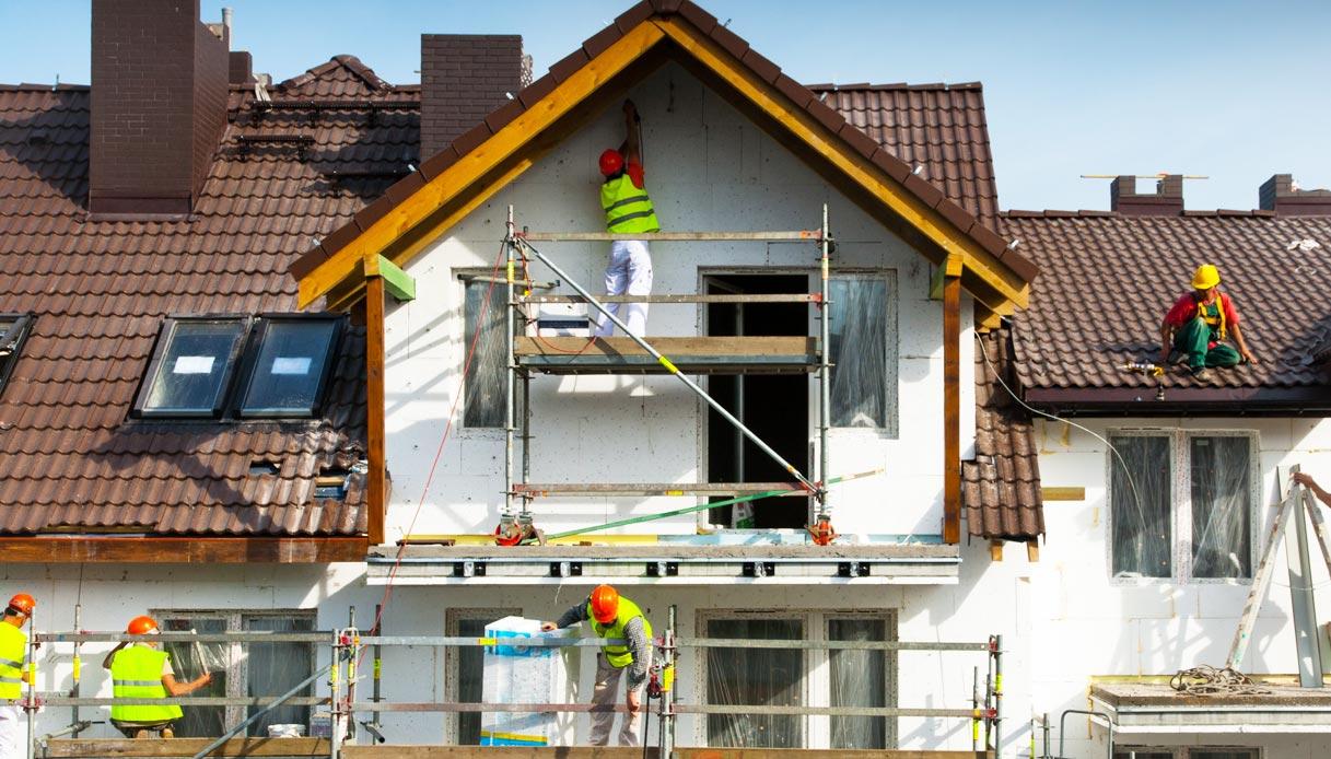 Bonus facciate: nuove detrazioni per interventi edilizi